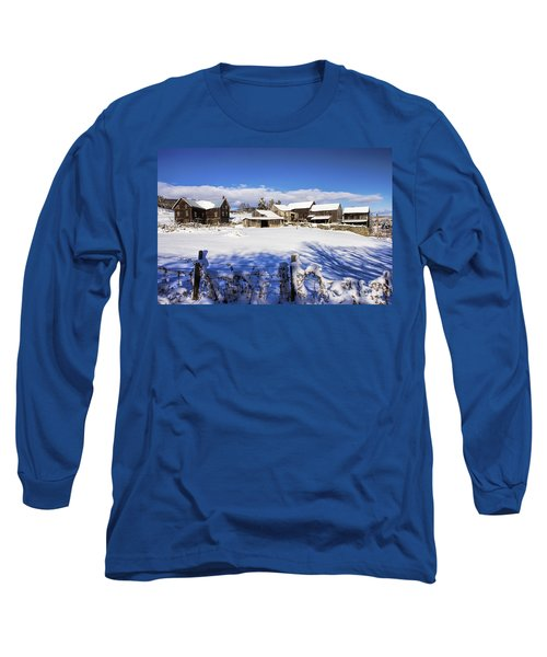 Frozen In Time One  Long Sleeve T-Shirt