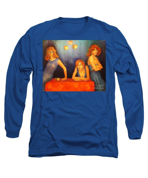 Game Table  Long Sleeve T-Shirt