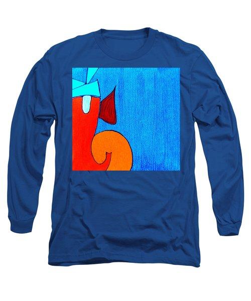 3 Ganesh Lambodaray Long Sleeve T-Shirt