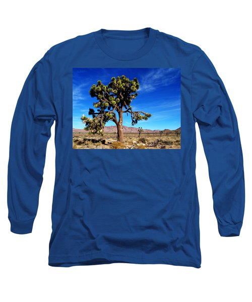 Giant Joshua Long Sleeve T-Shirt