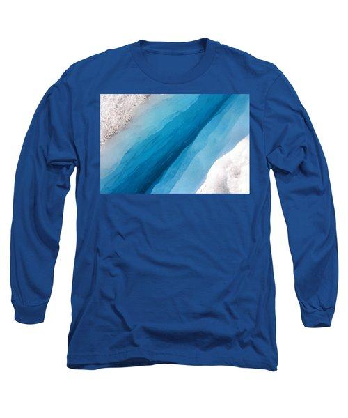 Glacial Rift Long Sleeve T-Shirt