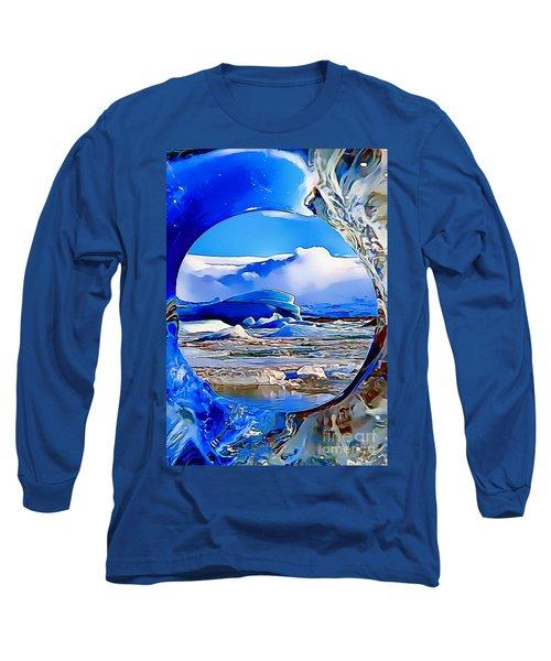 Glacier Long Sleeve T-Shirt