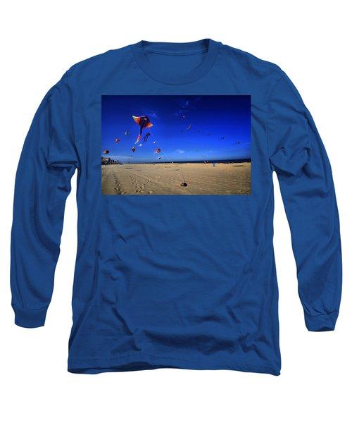 Gone Flyin Long Sleeve T-Shirt
