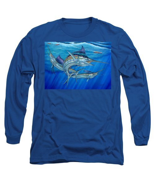 Grand Slam And Lure. Long Sleeve T-Shirt