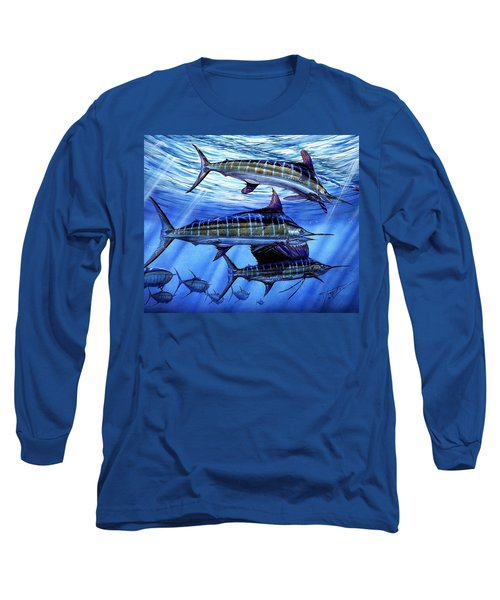 Grand Slam Lure And Tuna Long Sleeve T-Shirt