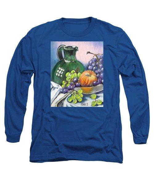 Grapes Galore Long Sleeve T-Shirt