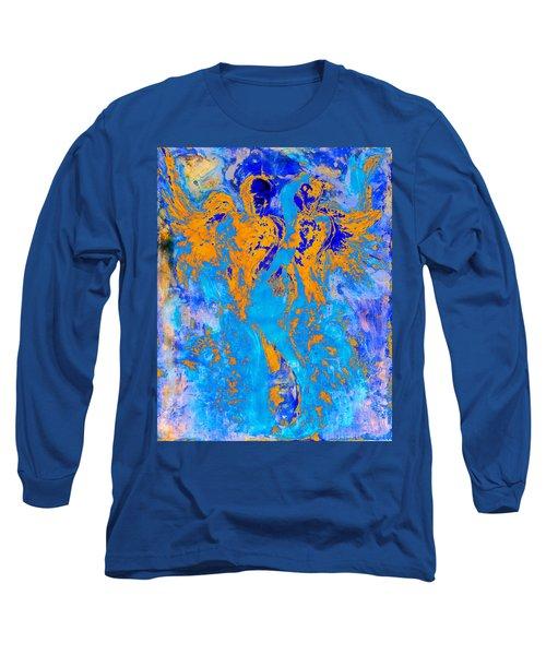 Guardians Of Heaven's Gate Long Sleeve T-Shirt