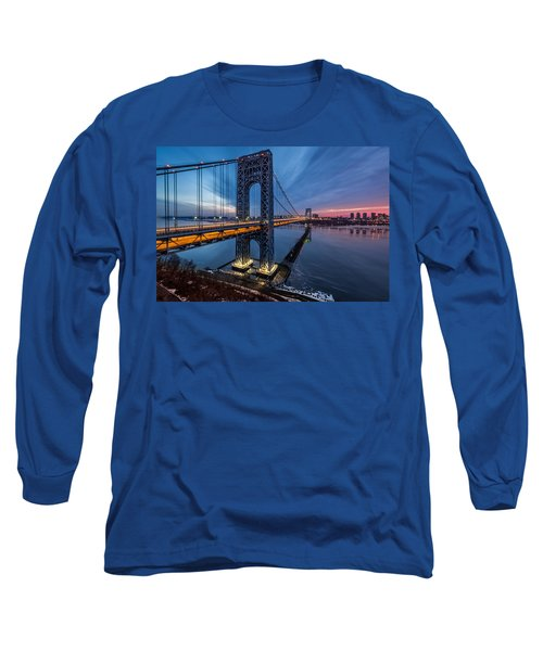 Gwb Sunrise Long Sleeve T-Shirt