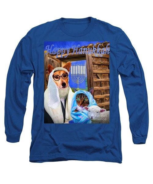 Happy Hanukkah  - 2 Long Sleeve T-Shirt