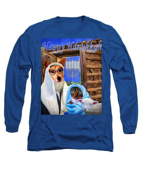 Happy Hanukkah  - 2 Long Sleeve T-Shirt