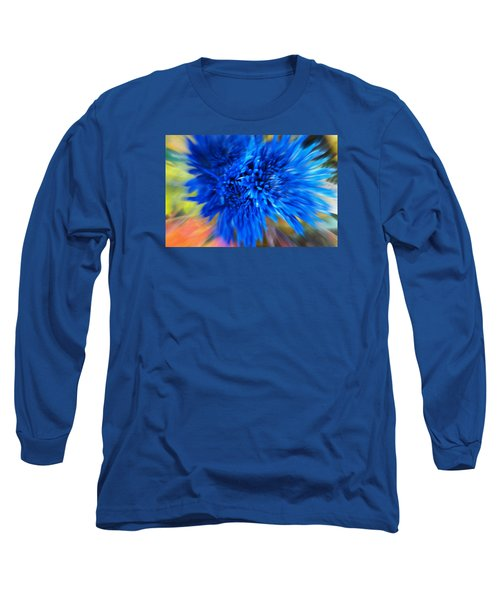 Long Sleeve T-Shirt featuring the photograph Healing Of A Flower by Sherri  Of Palm Springs