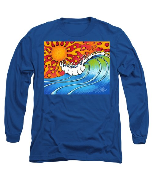 Heat Wave Long Sleeve T-Shirt