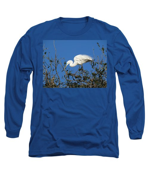 Hold On I'm Coming Long Sleeve T-Shirt