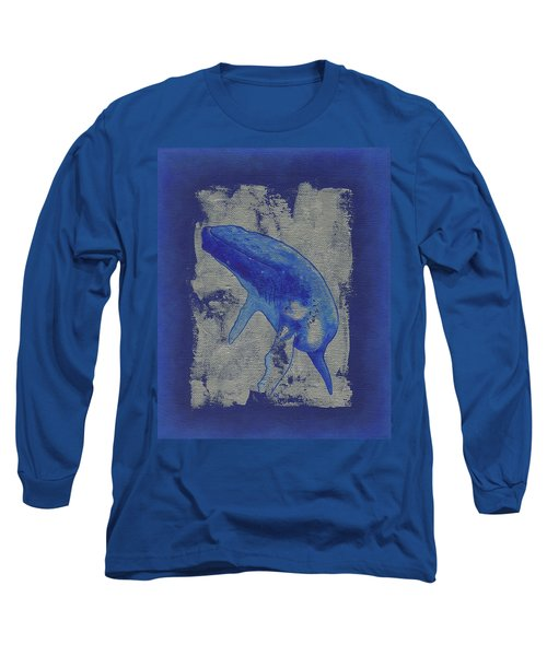 Humpback Whale Song Long Sleeve T-Shirt
