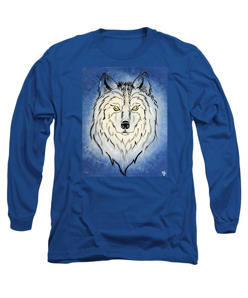 Hungry Like The Wolf Long Sleeve T-Shirt