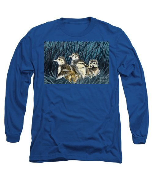 Spring Is Right Around The Corner Long Sleeve T-Shirt