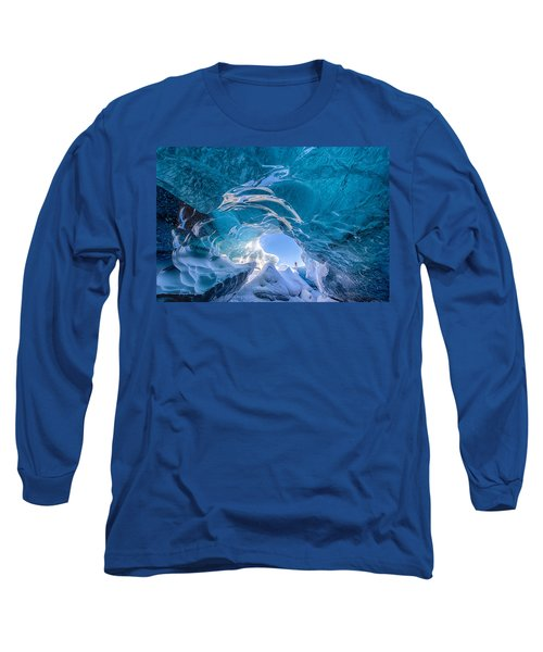 Ice Vortex Long Sleeve T-Shirt