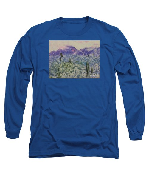 In Quietness And Trust Long Sleeve T-Shirt