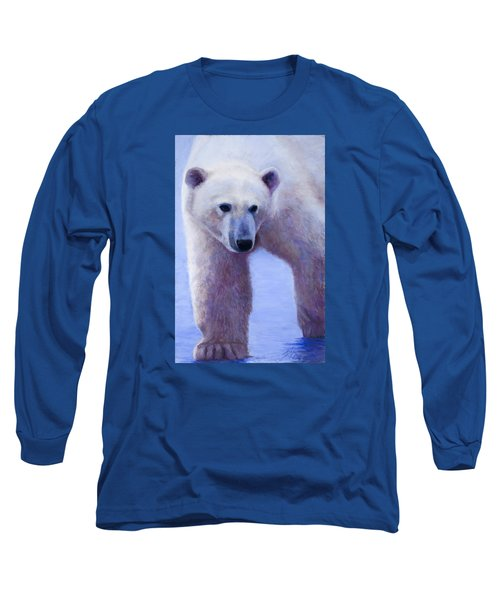 In Search Of Long Sleeve T-Shirt by Billie Colson