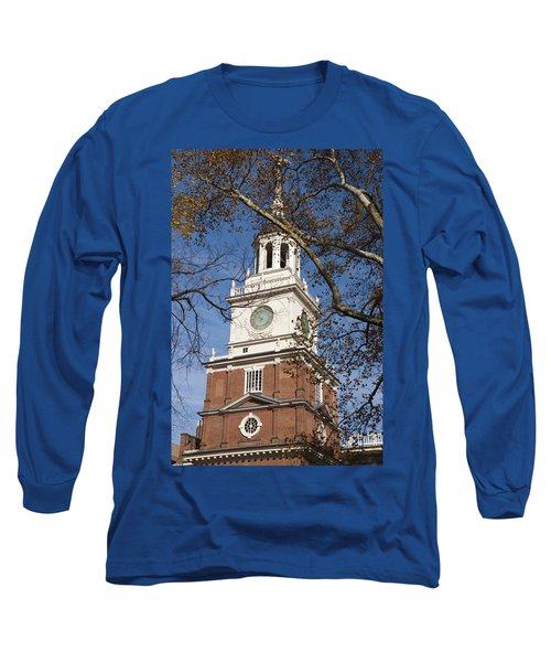 Independence Hall Long Sleeve T-Shirt