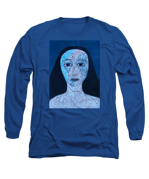 Inside This Shell Long Sleeve T-Shirt