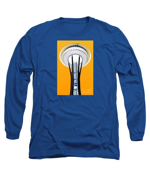Long Sleeve T-Shirt featuring the photograph Inverted Needle by Chris Anderson