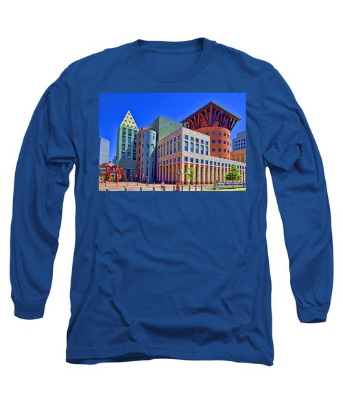 Invitation To Learn Long Sleeve T-Shirt