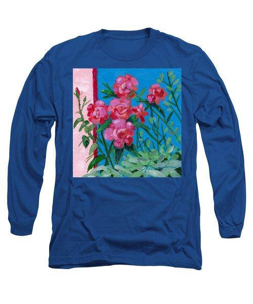 Ioannina Garden Long Sleeve T-Shirt