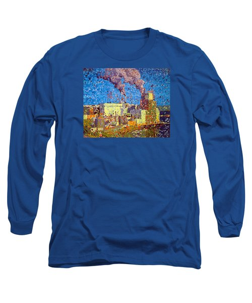 Irving Pulp Mill Long Sleeve T-Shirt