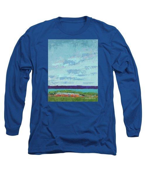 Island Estuary Long Sleeve T-Shirt