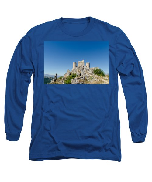 Italian Landscapes - Forgotten Ages Long Sleeve T-Shirt