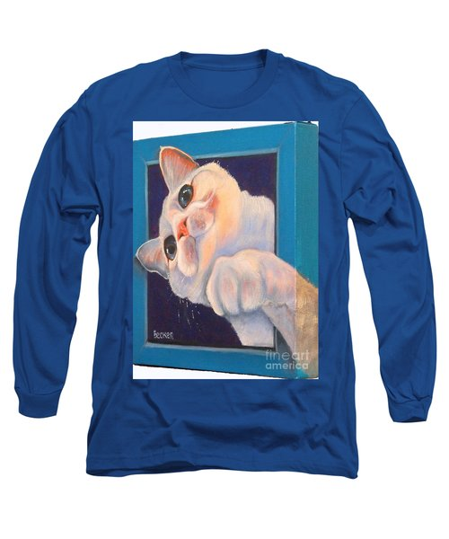 Ive Been Framed Side View Long Sleeve T-Shirt