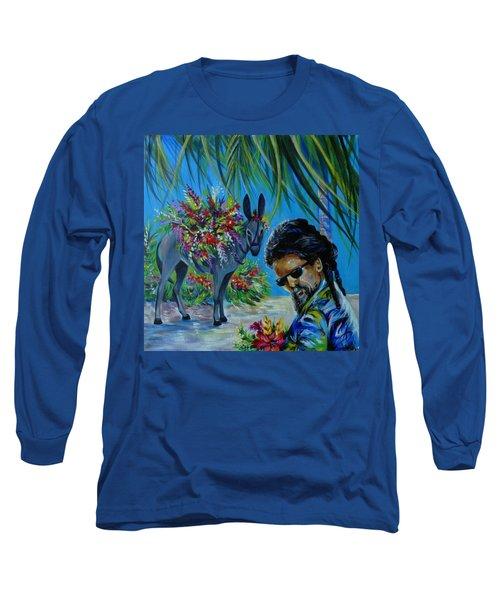 Jamaica.part One Long Sleeve T-Shirt