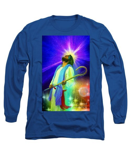 Jesus Rocks Long Sleeve T-Shirt