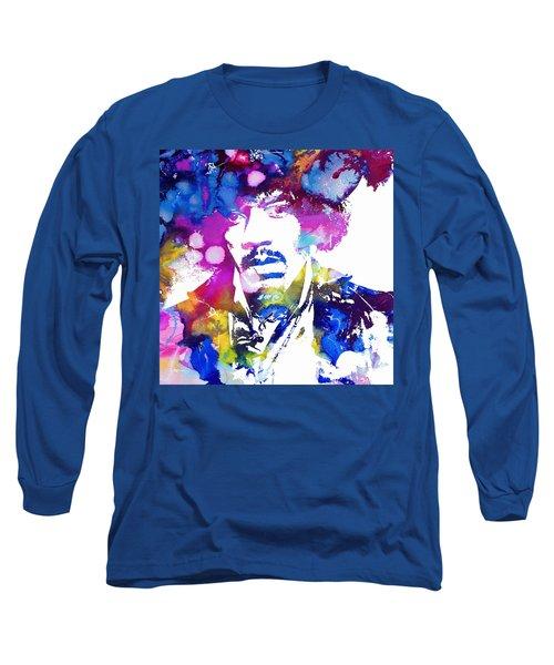 Jimi Hendrix - Stoned Long Sleeve T-Shirt