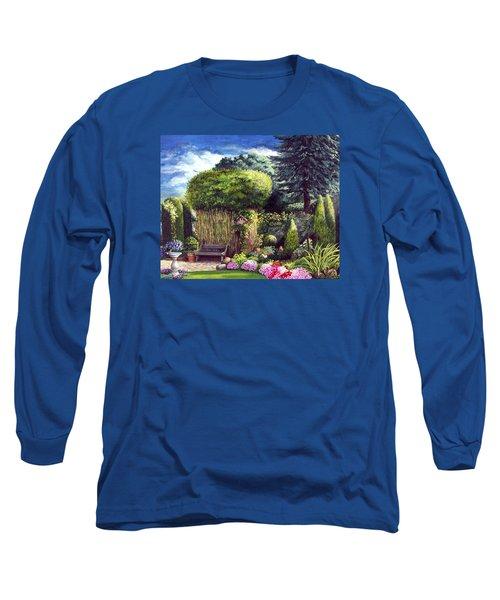 Joy's Garden Long Sleeve T-Shirt