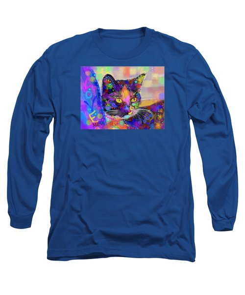 Just Love Me Long Sleeve T-Shirt by Mary Armstrong