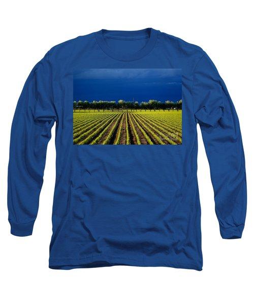 Just Starting Long Sleeve T-Shirt