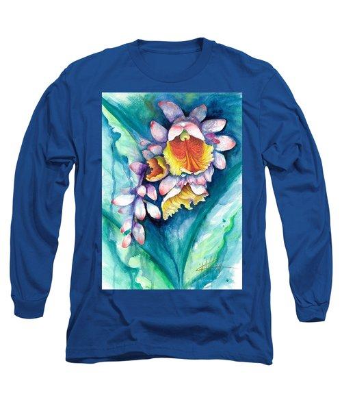 Key West Ginger Long Sleeve T-Shirt