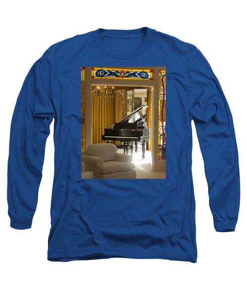 Kings Piano Long Sleeve T-Shirt