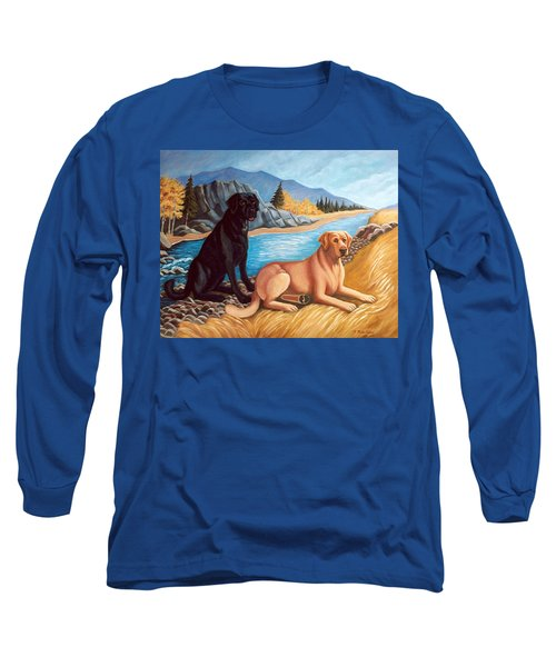 Labrador Retrievers Long Sleeve T-Shirt