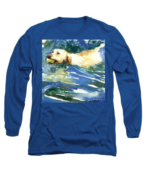 Lake Effect Long Sleeve T-Shirt by Molly Poole