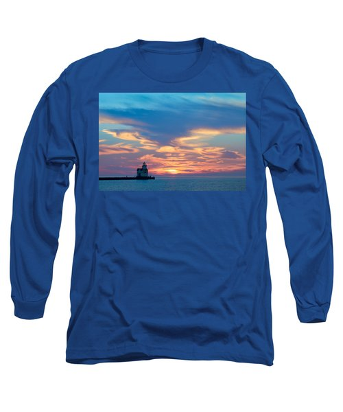 Lake Spirits Rising Long Sleeve T-Shirt