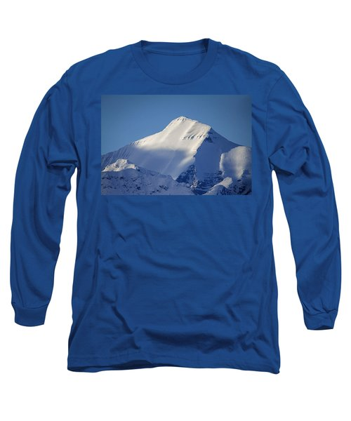 Long Sleeve T-Shirt featuring the photograph Last Light Of The Day by Jack Bell