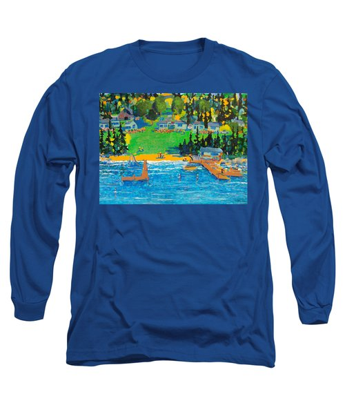 Late In The Season Long Sleeve T-Shirt