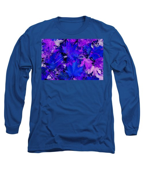 Long Sleeve T-Shirt featuring the photograph Leaves by Aimee L Maher Photography and Art Visit ALMGallerydotcom