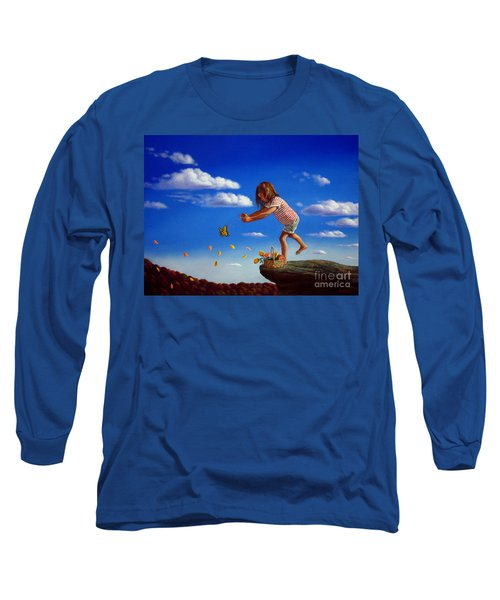 Letting It Go Long Sleeve T-Shirt