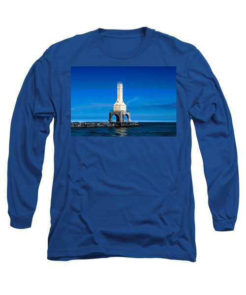 Lighthouse Blues Long Sleeve T-Shirt