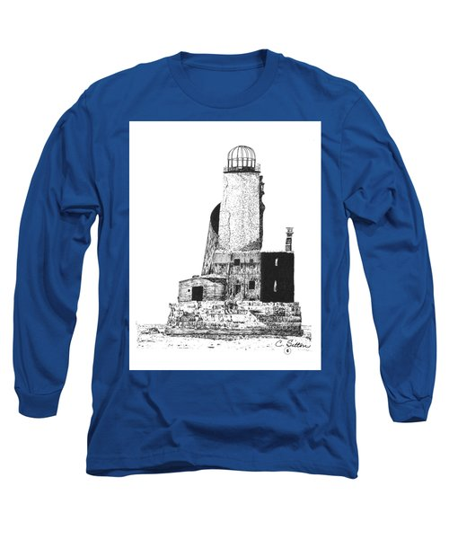 Lighthouse Long Sleeve T-Shirt by C Sitton