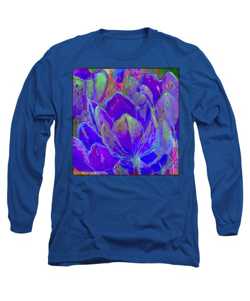 Lilac Fusion Long Sleeve T-Shirt